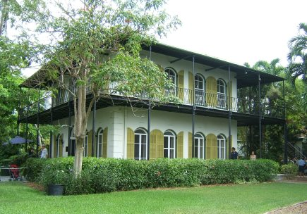 Hemingway House- J loves Ernest Hemingway, so well probably check this out