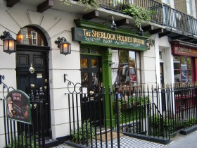 221b Bake Street, London, Sherlock Homes Museum