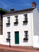Twain Boyhood Home