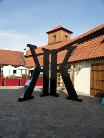 Franz Kafka Museum, Prague (photo: prague.eu)