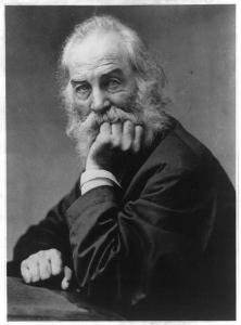 Walt Whitman Portrait