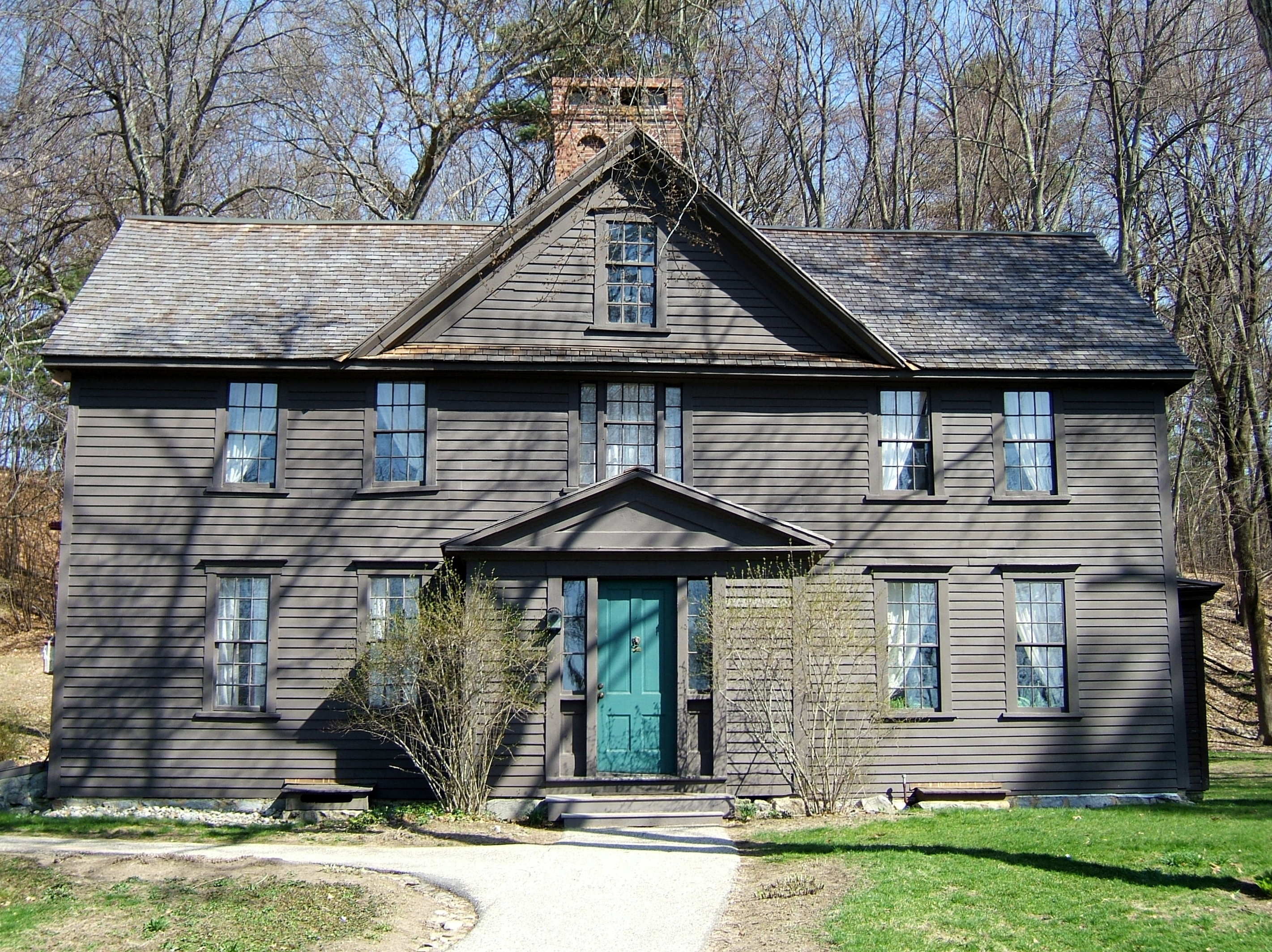 A Visit To Orchard House, The Alcott Family Home In Concord, Massachusetts,  Is Like Stepping Into The Pages Of Little Women. Louisa May Alcott Drew  Heavily ...
