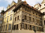 Minuty House Prague